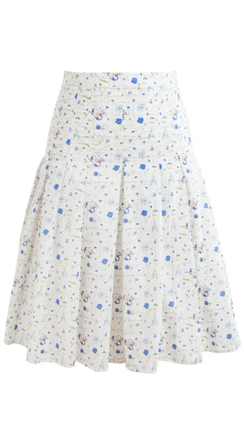 Zeller Skirt Cotton Lawn (Marta)