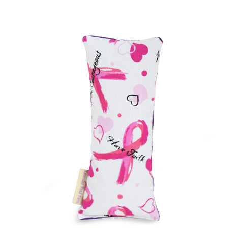 Breast Cancer Lavender Sachet