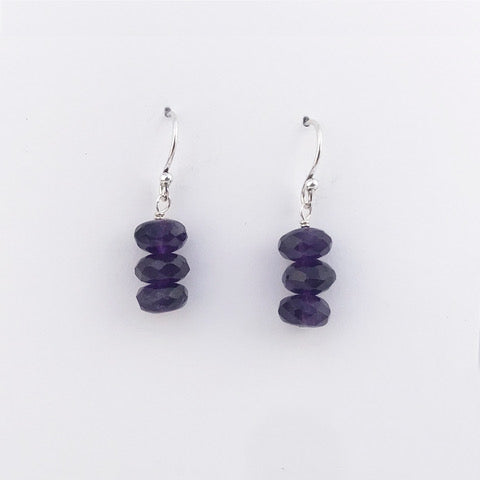 Barrel Earrings by Susan Roberts
