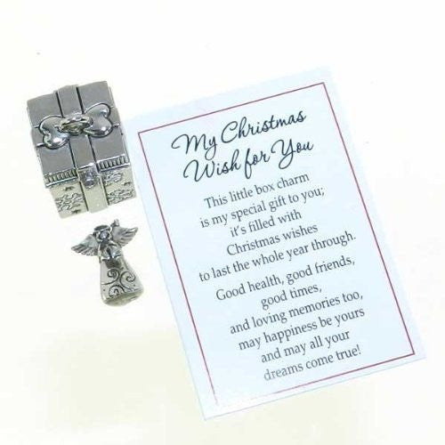 Prayer Box Charm