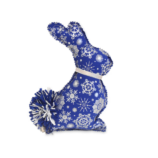 Holiday Lavender Bunny