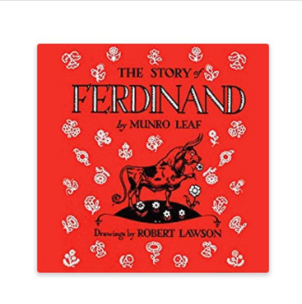 The Story of Ferdinand Hardcover