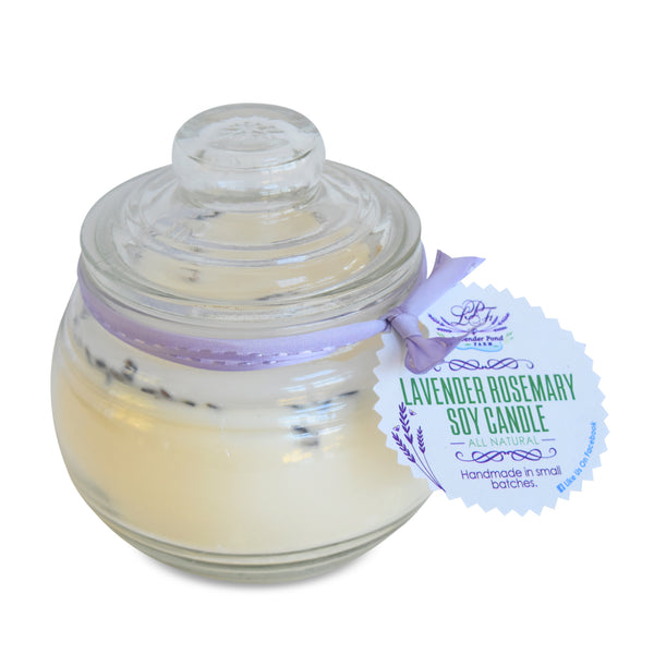 Candy Jar Lavender Candle - 18oz.