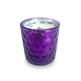 Lavender Votive Glass Candle