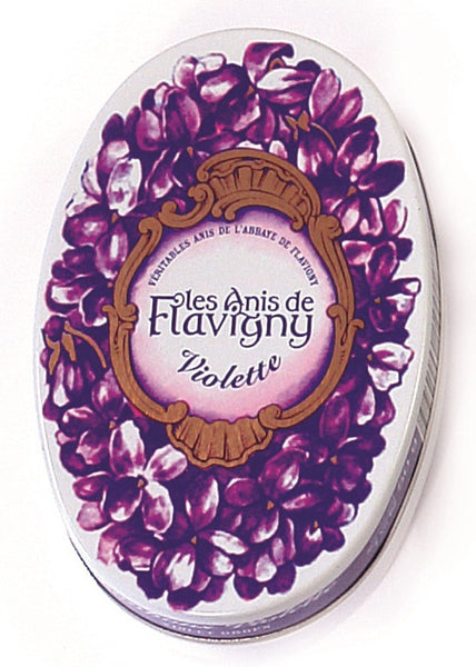 Les Anis Des Flavigny All Natural Mints - 1.8 oz