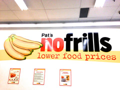 FROM SHOPPER TO SHIPPER: Meeting with THE Pat at Pat's No Frills