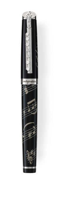 Tchaikovsky Fountain Pen- Black Swan