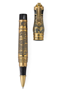 "Ancient Civilisation ""Thoth"" Rollerball Gold"