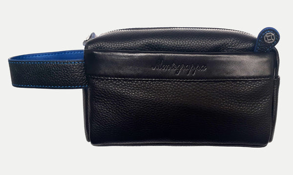 Montegrappa Clutch Bag Blue