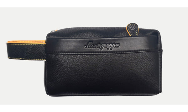 Montegrappa Clutch Bag - Yellow