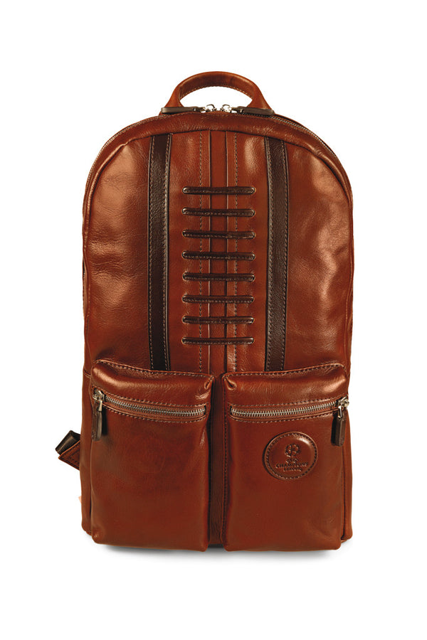 Heritage collection - UEFA Champions League Backpack, Brown