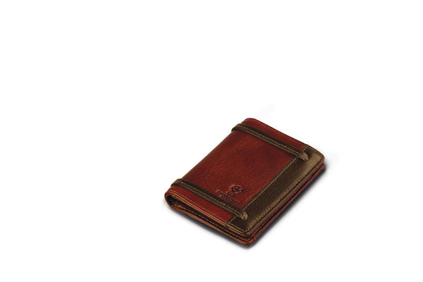 Heritage collection - UEFA Champions League Business Card Case, Brown