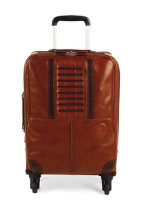 UEFA Champions League Trolley Cabin Bag, Brown