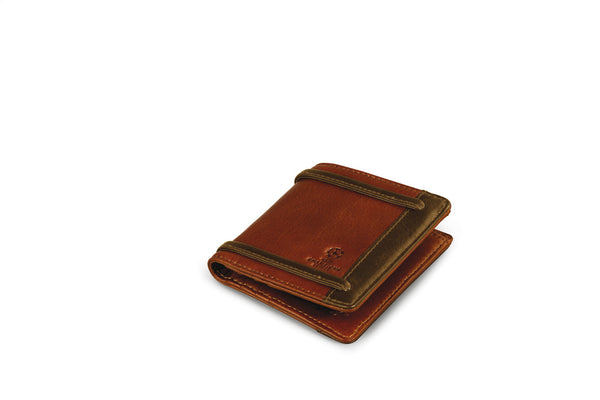 Heritage collection - UEFA Champions League Small Wallet, Brown