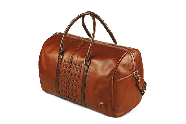 Heritage collection - UEFA Champions League Soft Travel Bag, Brown