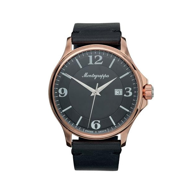 Mule Watch - Black Dial