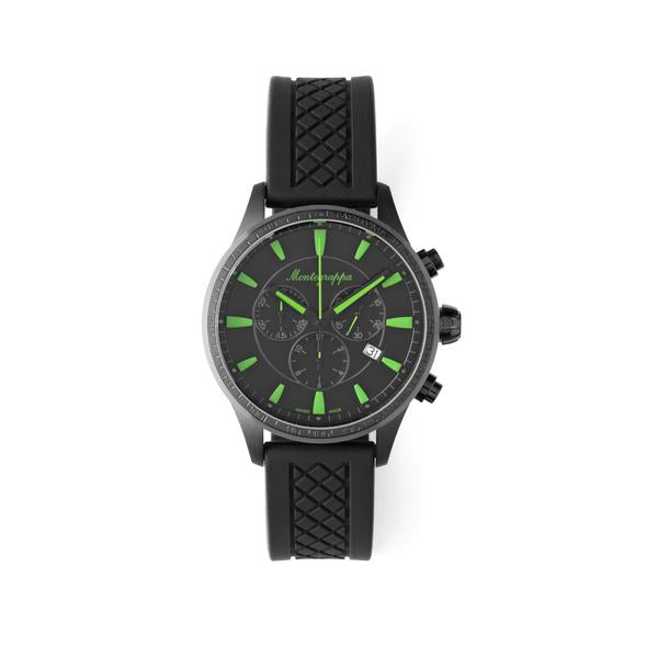 Fortuna Sports Watch Chronograph - Green