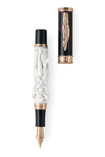 Antonio Canova Fountain Pen Gold