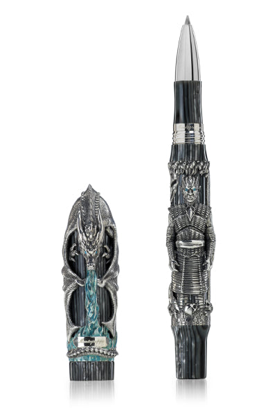 The Game of Thrones Winter Is Here Rollerball, Silver
