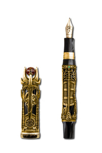 The Lord Of The Rings L.E., Fountain Pen, Gold