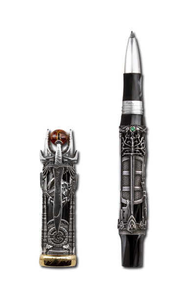 The Lord Of The Rings L.E., Rollerball Pen, Silver
