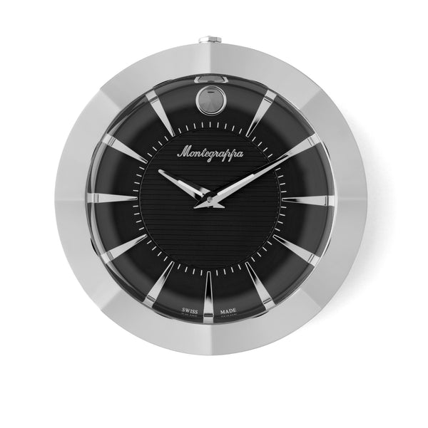 Table Clock - Large - Black Dial