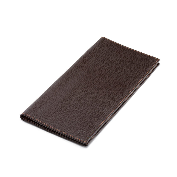Travel Documents Case - Brown & Caramel