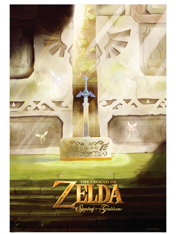Master Sword Poster