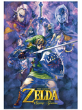 Poster - Skyward Sword