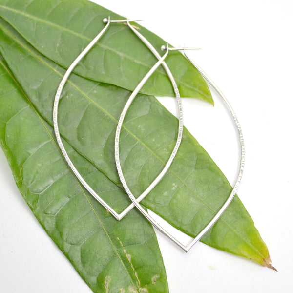 lotus hoop : large