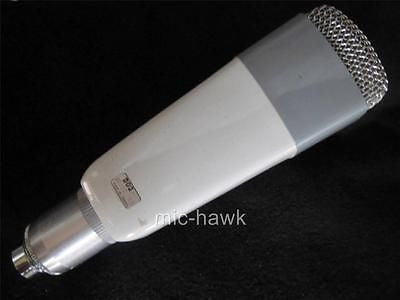 LEM DO20 RARE VINTAGE FRENCH OMNIDIRECTIONAL DYNAMIC MICROPHONE WITH  XLR CABLE