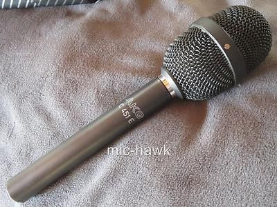 AKG C451E CONDENSER MICROPHONE WITH CK5 SMALL DIAPHRAGM CARDIOID CAPSULE