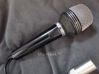 AKG RM800 VINTAGE DYNAMIC CARDIOID MICROPHONE W/ATTACHED XLR CABLE+BASS ROLL-OFF