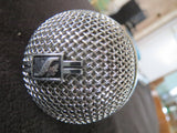 SENNHEISER MD408 VINTAGE DYNAMIC CARDIOID GOOSENECK MICROPHONE WITH XLR CABLE