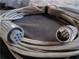 33FT VINTAGE NEUMANN GEFELL CABLE FOR USE WITH MV691/692/PM750/860 MICROPHONES