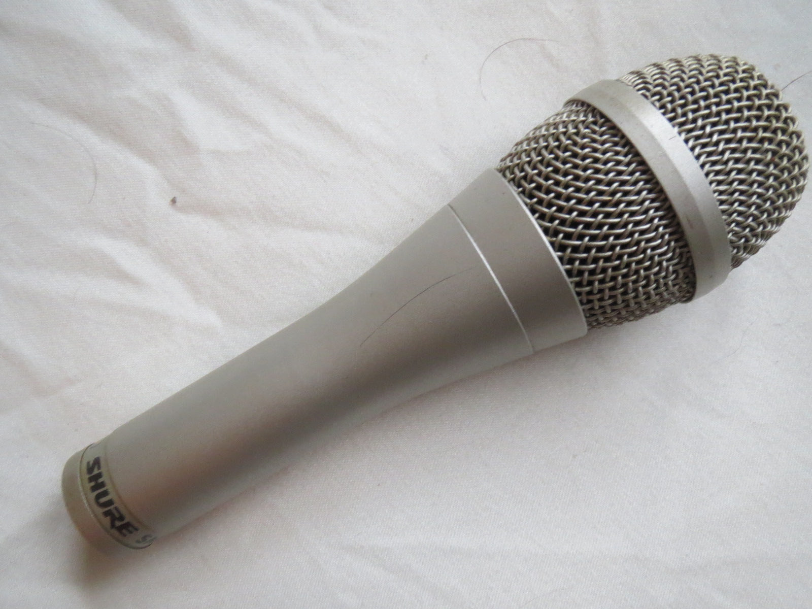 SHURE SM62 VINTAGE DYNAMIC CARDIOID MICROPHONE WITH XLR CONNECTOR