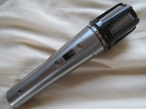 SHURE PROLOGUE 10L VINTAGE CARDIOID DYNAMIC MICROPHONE WITH XLR CONNECTOR