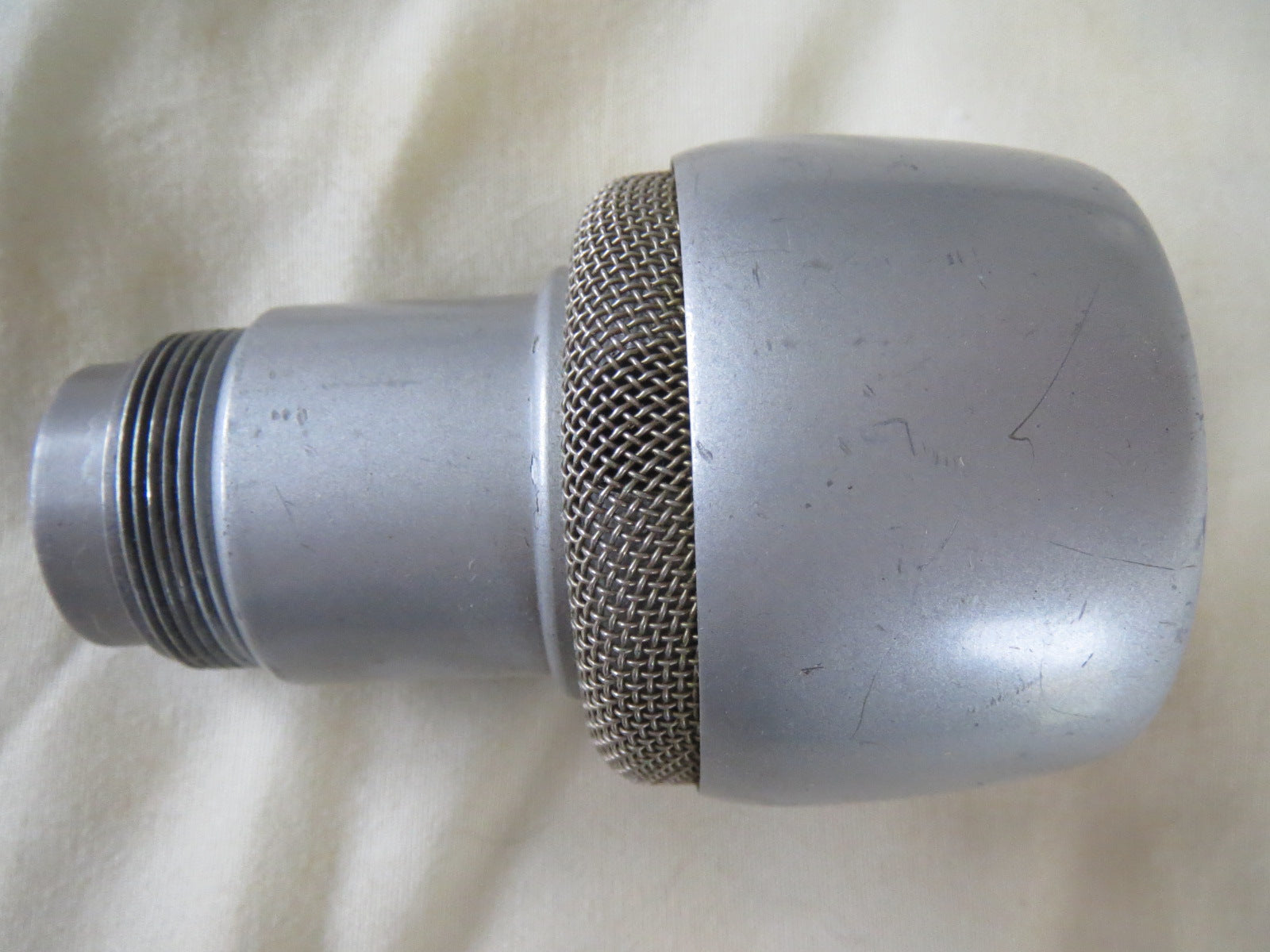 SENNHEISER MD42 RARE VINTAGE DYNAMIC MICROPHONE WITH XLR ADAPTER CABLE