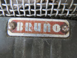 NON-WORKING VINTAGE 1930s BRUNO VELOTRON RIBBON MIC W/YOKE