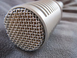 AKG D200E VINTAGE 2 WAY DYNAMIC CARDIOID MICROPHONE WITH XLR CONNECTOR