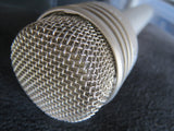 SONY ECM250 VINTAGE CARDIOID ELECTRET CONDENSER MICROPHONE WITH XLR CABLE