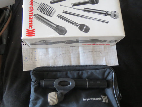 BEYER BEYERDYNAMIC M201 HYPERCARDIOID DYNAMIC MICROPHONE WITH XLR CONNECTOR