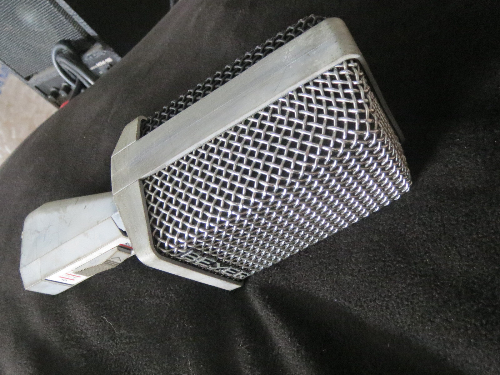 BEYER BEYERDYNAMIC M320-DX VINTAGE MICROPHONE W/NEW RCA RIBBON BY STEPHEN SANK