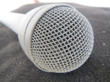 BEYERDYNAMIC M58 OMNIDIRECTIONAL DYNAMIC REPORTER'S MICROPHONE W/XLR CONNECTOR