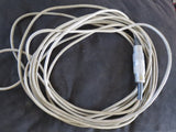 20FT VINTAGE NEUMANN GEFELL CABLE FOR USE WITH CMV563/M582 TUBE MICROPHONES