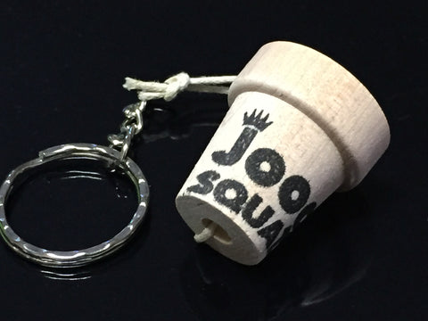 Little Pot Keychain (#15)