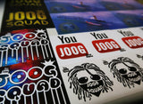 (NEW) JoogSquad Sticker Pack!!!