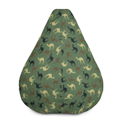 JoogSquad CamelFlage Bean Bag Chair