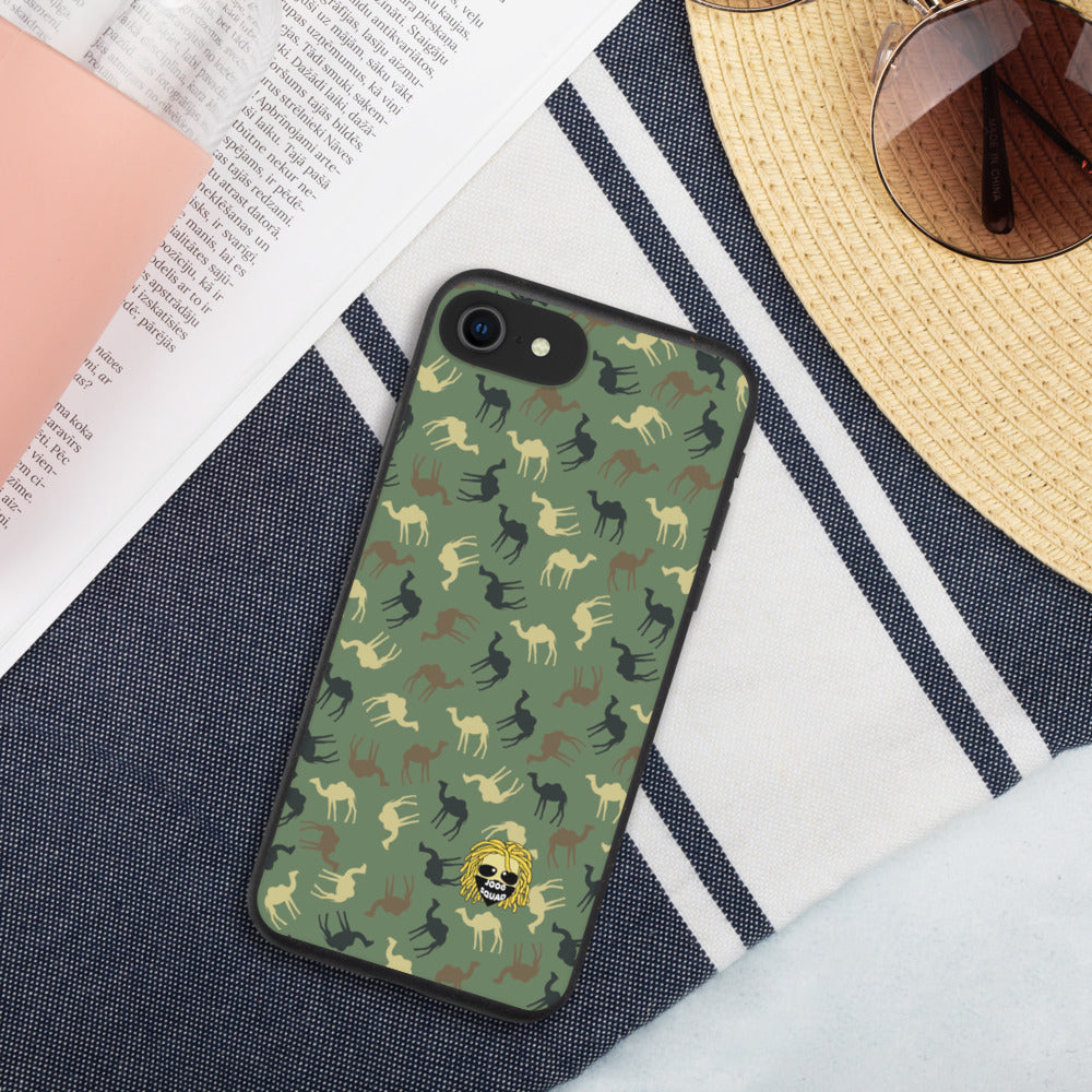 CamelFlage Biodegradable phone case