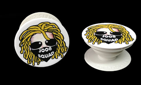Original JoogSquad Pop Socket | Sticker Pack